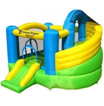 Jump-a-lot Double Slide Recreational Bounce House