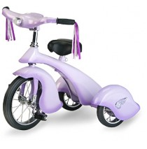 Morgan Cycles Lavender Retro Tricycle