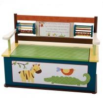 Jungle Jingle Bench Seat w/ Storage