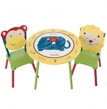 Jungle Jingle Table & 2 Chair Set