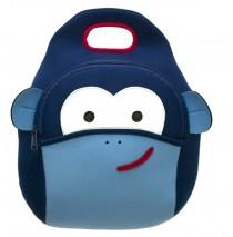 Dabbawalla Bags Lunch Bags - Monkey See Monkey Do