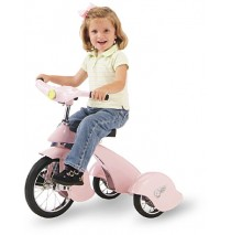 Morgan Cycles Pink Pegasus Retro Tricycle