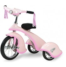 Morgan Cycles Pink Fairy Tricycle
