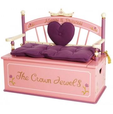 Princess Bench Seat w/ Storage - princess-toy-bench-360x365.jpg