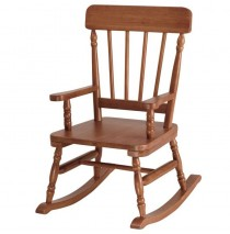 Simply Classic Maple Finish Rocker