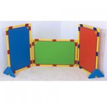 Children's Factory Rectangular Rainbow PlayPanels