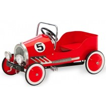 Morgan Cycles Retro Pedal Car Red