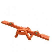 See Saw In Redwood Lumber Included