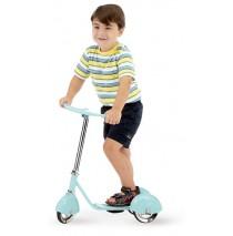 Morgan Cycle Retro Scooter in Aqua