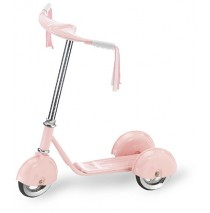 Morgan Cycle Retro Scooter in Pink
