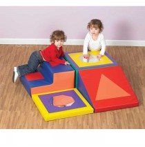 Shape & Play Climber by Childrens Factory