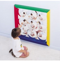 Soft Frame Bubble Mirror by Childrens Factory