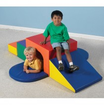Soft Tunnel Soft Play Climber by Children's Factory