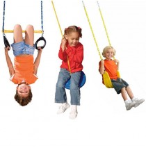 3 Piece Accessory Swing Kit by Swing-N-Slide