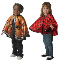Whimsical Capes Set of Two