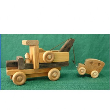 Handmade Wood Toy Tow Truck with Car - woodtowtruck-360x365.jpg