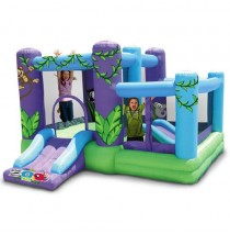 Zoo Park Bounce House & Ball Pit Inflatable