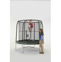 7.5ft Trampoline & Enclosure by Bazoongi Kids