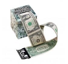 Green Money Machine Cash Dispenser by Unique Novelities LLC