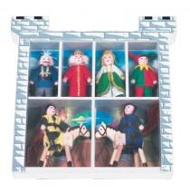 Melissa & Doug Castle Dolls Play Set