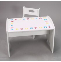 ABC Table with Chair in Primary