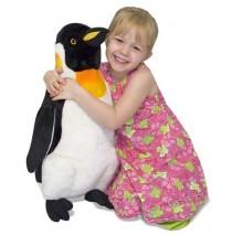Melissa & Doug Penguin Plush Stuffed Animal