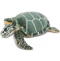Melissa & Doug Sea Turtle Plush Stuffed Animal
