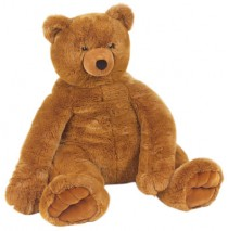 Melissa & Doug - Jumbo Brown Teddy Bear