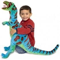 Melissa & Doug T-Rex Plush Stuffed Animal