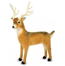 Melissa & Doug Deer Plush Stuffed Animal