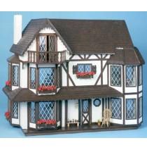 The Harrison Dollhouse Kit by Greenleaf