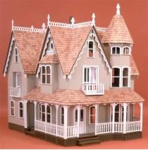 Garfield Dollhouse Kit by Greenleaf
