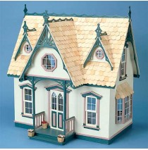 The Orchid Dollhouse Kit by Corona Concepts