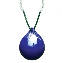 Buoy Ball W/Chain in Blue