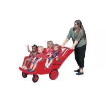 Angeles Bye-Bye Buggy 4 Seat Original Slim Tire