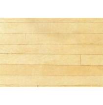 Wood Dollhouse Miniature Scale Clapboard Siding