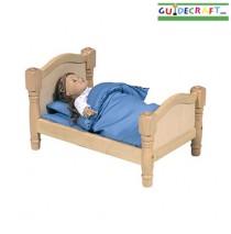 Doll Bed- Natural