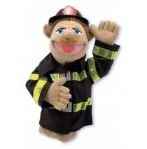 Melissa & Doug Hand Puppet - Firefighter