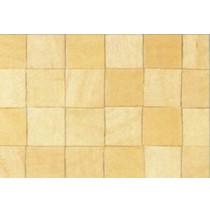 Wood Dollhouse Miniature Floor Tiles