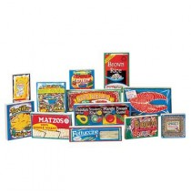 Wooden International Toy Foods by Guidecraft