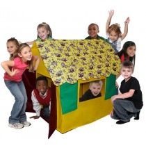 Going Bananas Monkey House Play Tent