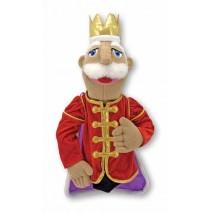 Melissa & Doug Hand Puppet - King
