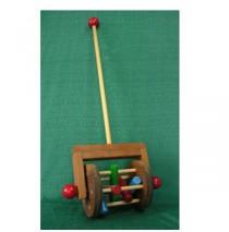 Klickity Klacker Toddler Push Toy