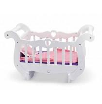Melissa & Doug Wooden Crib for Dolls
