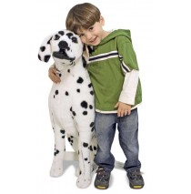 Melissa & Doug - Plush Dalmation Dog
