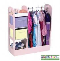 See and Store Dress Up Center-Pastel