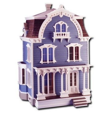 The Willowcrest Dollhouse Kit by Greenleaf Dollhouses - Willowcrest-Dollhouse-Front-View-360x365.jpg