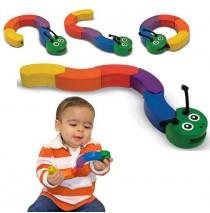 Melissa & Doug Caterpillar Grasping Wooden Toy