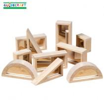 Mirror Blocks Set -10 Pcs