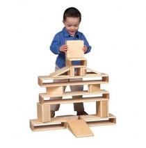 Guidecraft Mini Hollow Blocks